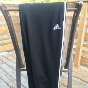 Adidas Slimfit Pants with Zipper Opening